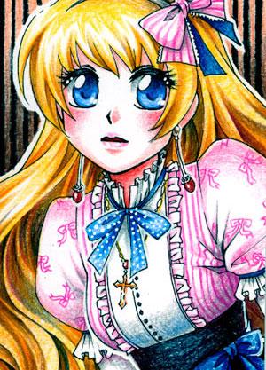 Kakao: Pretty Girl by leinef
