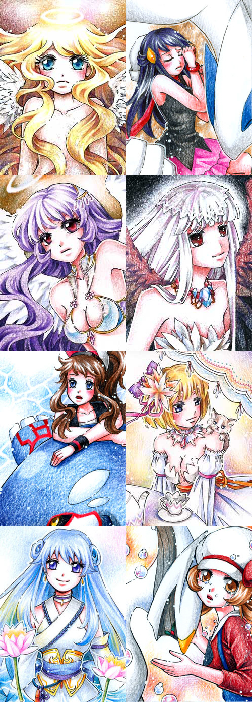 Kakao/ACEO: Collection by leinef