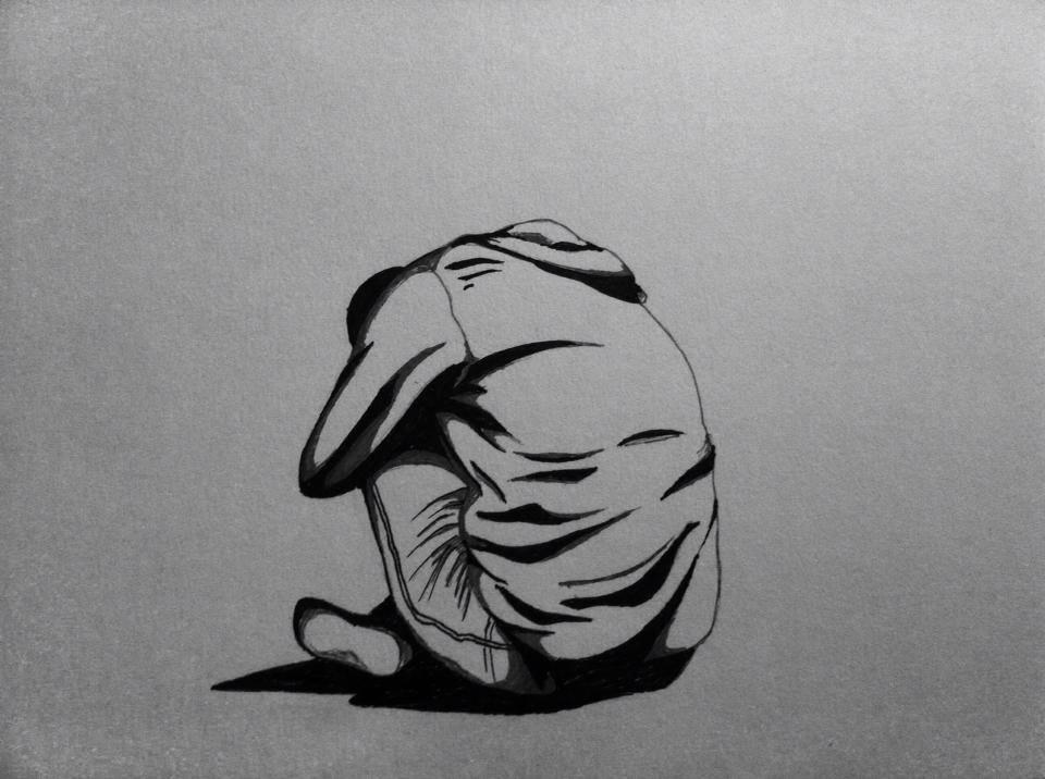 Lonely Paper by OnlyOneEternity