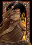 Gandalf six fanarts