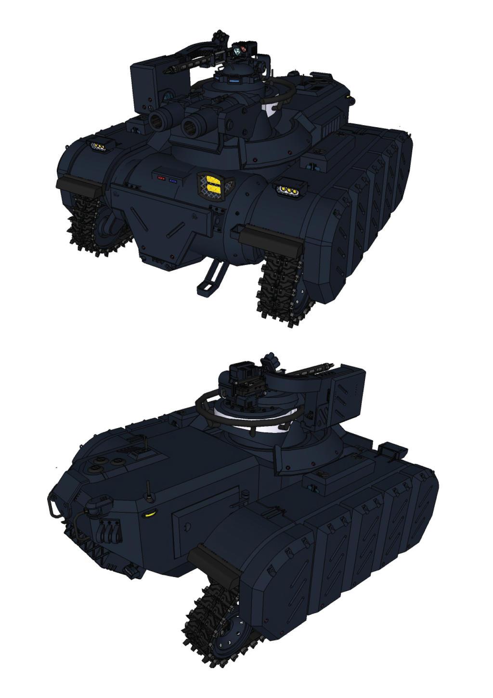minitank1 by flaketom
