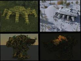 more renders by flaketom