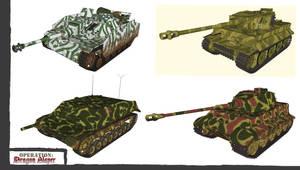 Tank Props