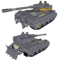 Heavy Gears Ostrogoth