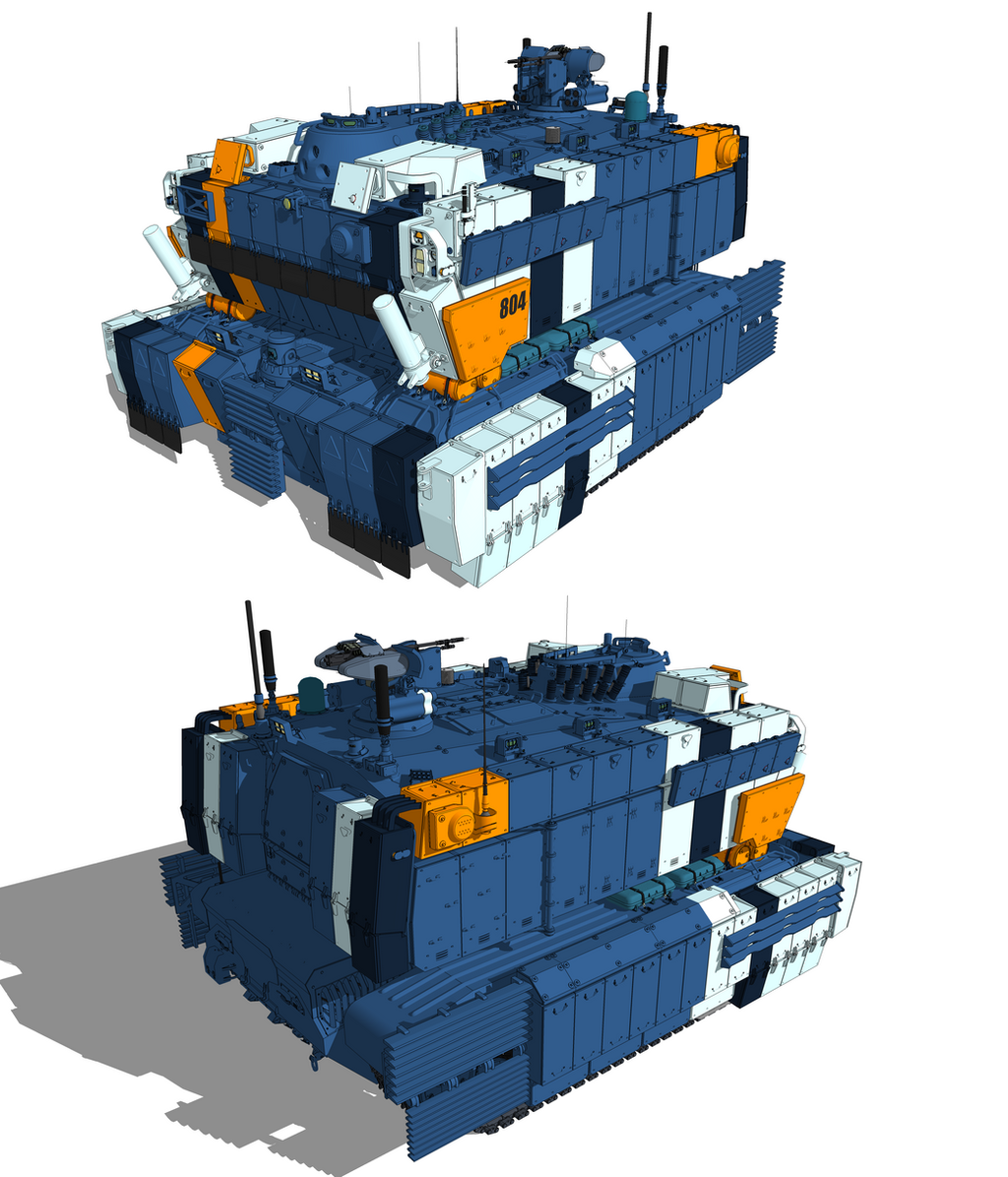 Base vehicle concept by flaketom