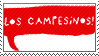 Los Campesinos! Stamp by dangersad