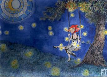 Lux luciole by Letimoineau