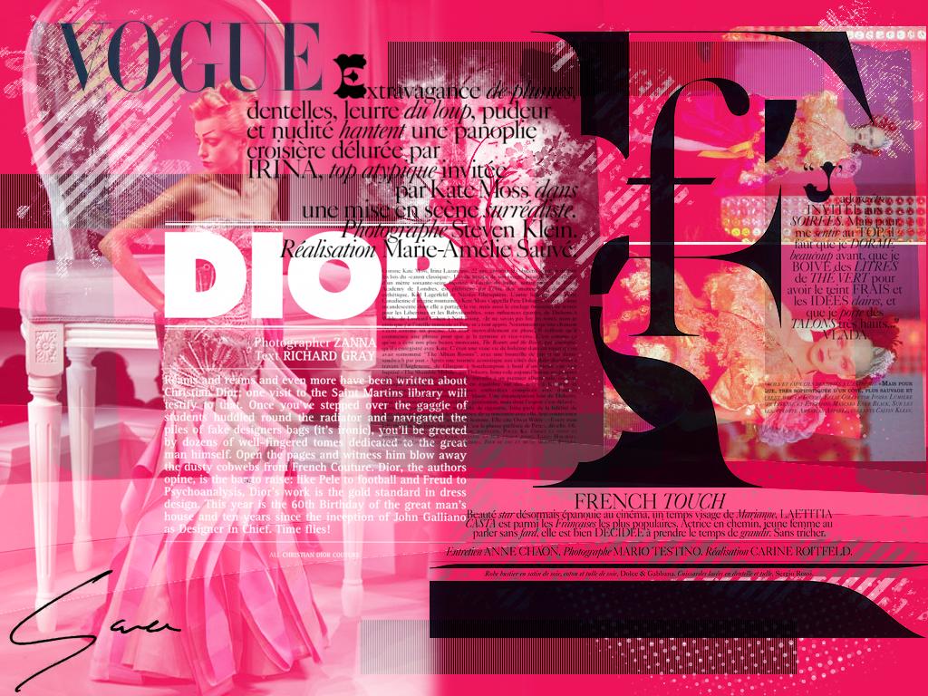Fashion Wallpaper by asdSara on DeviantArt