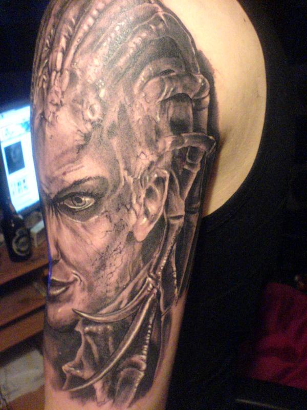Queen Of Spades Tattoo Pin Queen Of Sp...