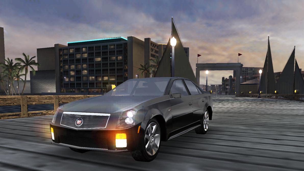 Cadillac CTS-V - Midnight Club 3 DUB Edition Remix by ...