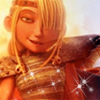 HTTYD Icon: Astrid. by ParadoxalGraphics