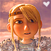 HTTYD Icon: Astrid's in Love. by ParadoxalGraphics