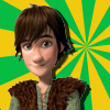 HTTYD Icon: Hiccup. by ParadoxalGraphics