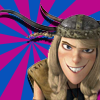 HTTYD Icon: Ruffnut. by ParadoxalGraphics