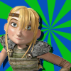 HTTYD Icon: Astrid.. by ParadoxalGraphics