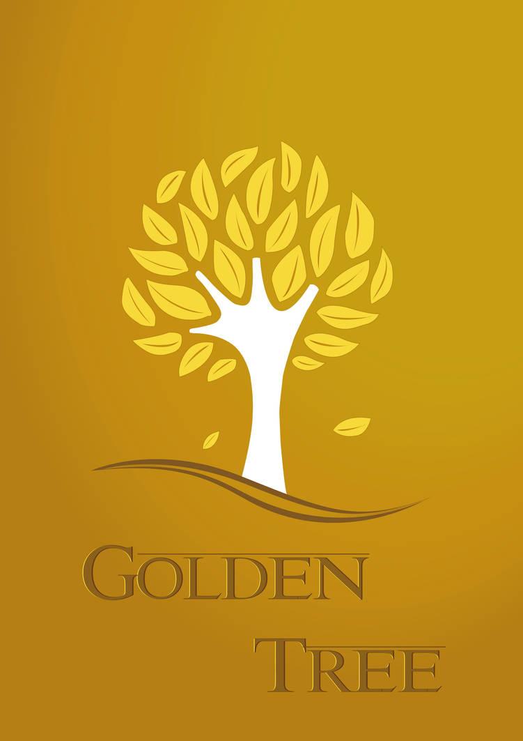 Golden Tree Logo by StratospheremaN