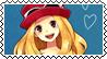 Serena (Poke XY) Stamp by YamiKouichiLove