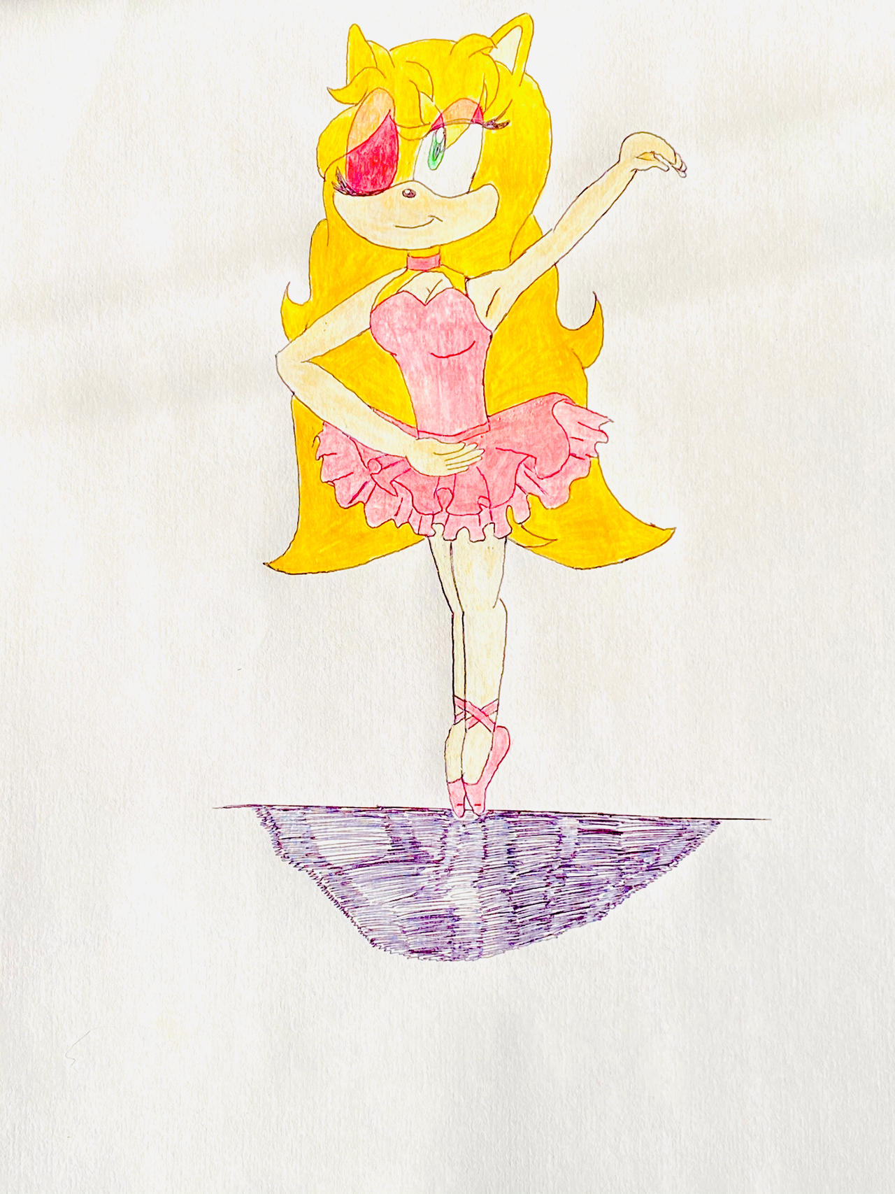 .:Request:. Ballerina Angelica wearing her Tutu