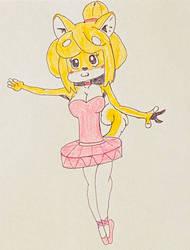 Ballerina Butterscotch