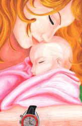 Birth of Wax by MuShinGirl