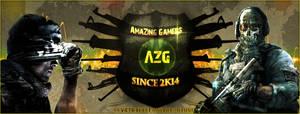 Amazing Gamer | Banner