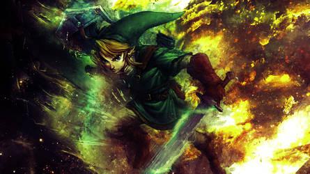 Zelda | Wallpaper by daminor26