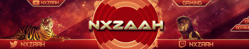 NXZAAH | Banner by daminor26