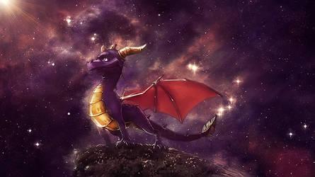 Wallpaper Spyro