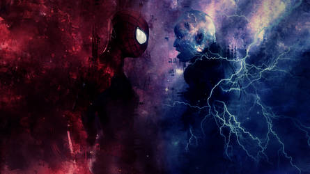Amazing Spider-Man  Wallpaper by daminor26