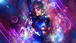 Far Cry 3 Blood Dragon Wallpaper by daminor26
