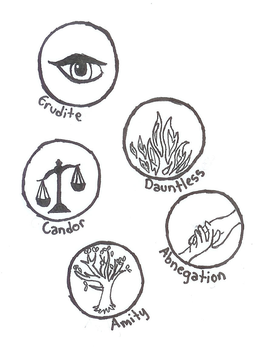 Divergent- faction symbol by Cicada-Sofer on DeviantArt