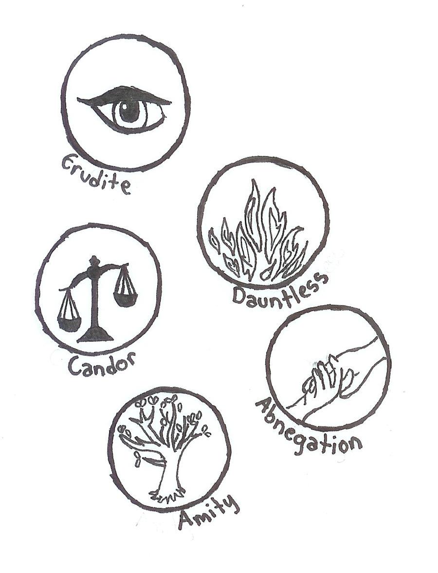 Divergent- faction symbol by Cicada-Sofer on DeviantArt