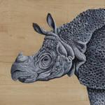 'Javan Rhino' by skeegoedhart