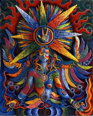 Mercury (Variations II: Mystic Doodle)