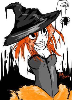 Halloween Witch 2011
