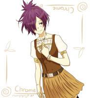 Chrome, my version :D by meongngng
