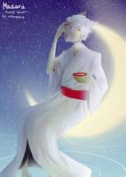 Madara -human form.- by meongngng