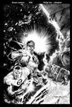 Green Lantern 39 Cover