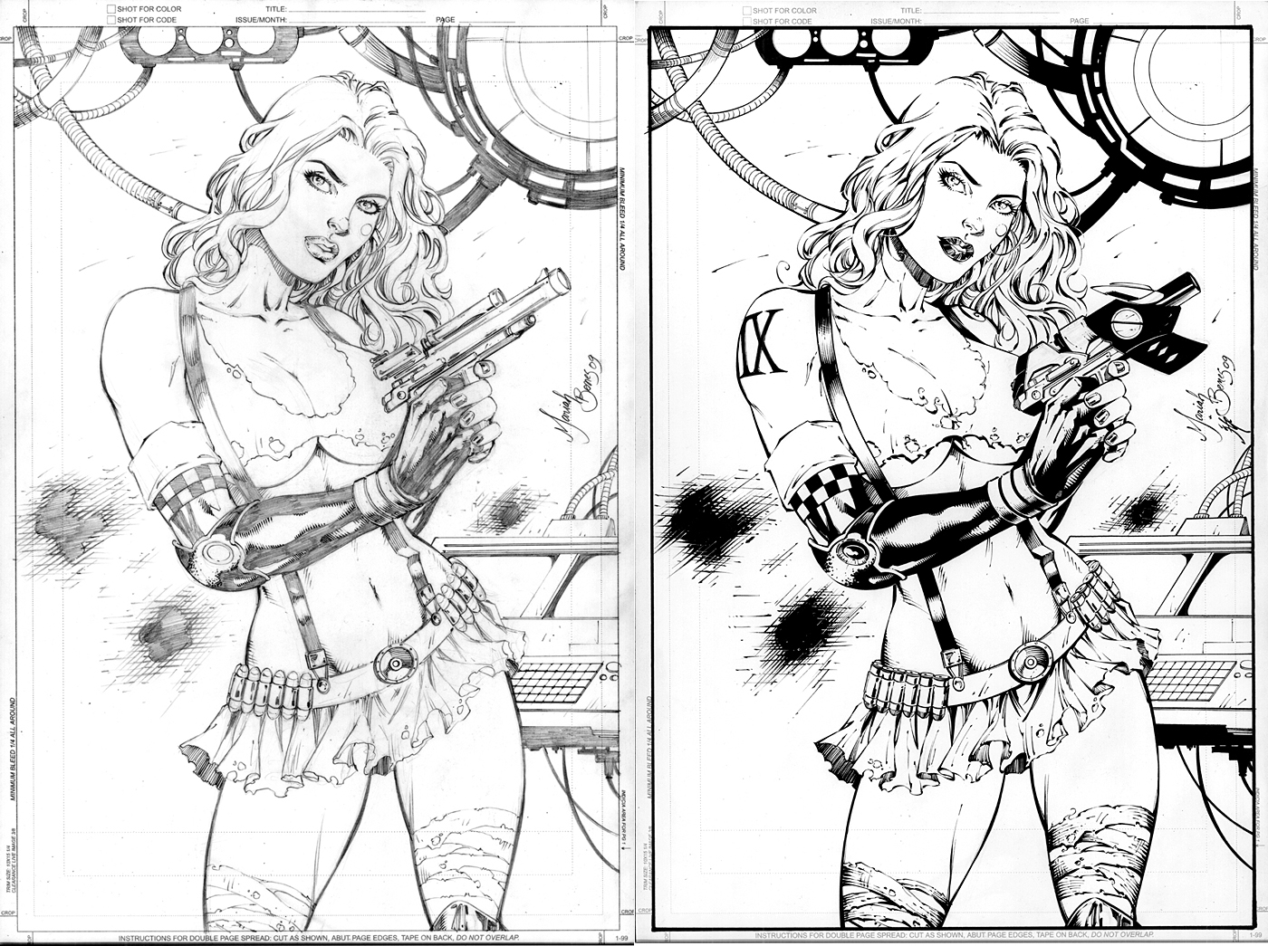 aphrodite ix before and after by jonathanglapion on deviantart