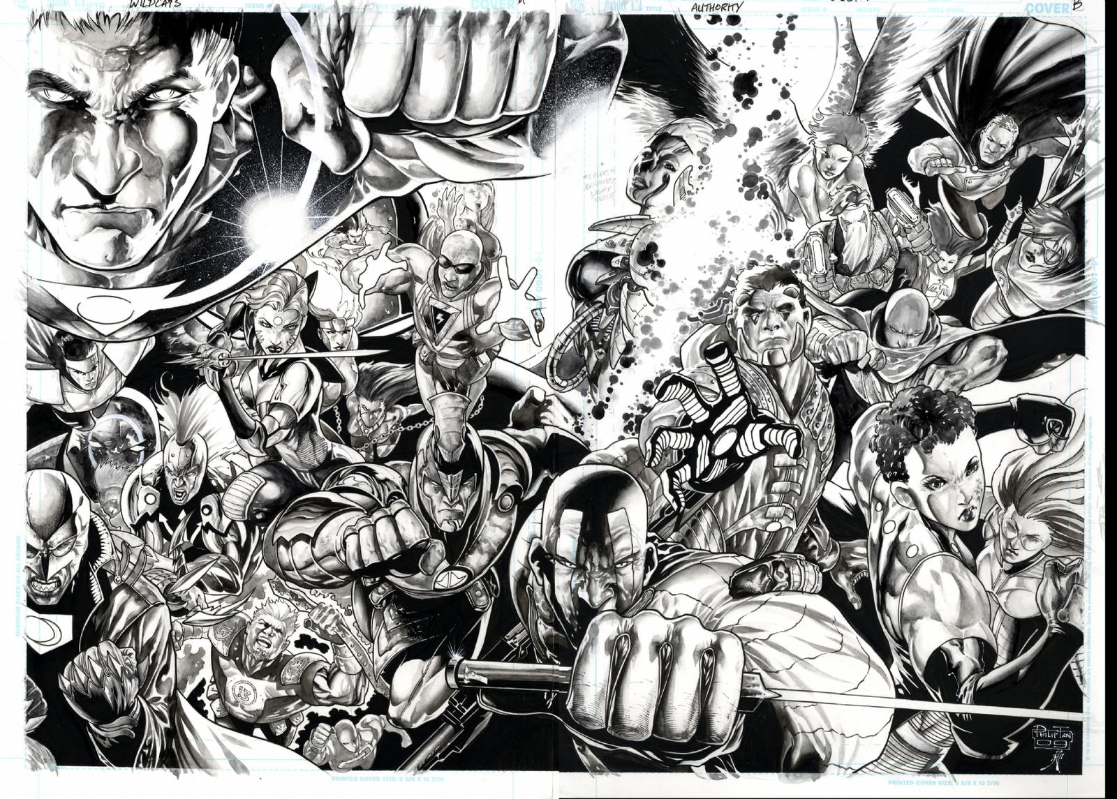 Part 14 / 10 Wildstorm_cover_by_JonathanGlapion