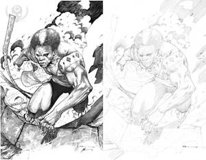 Brother VooDoo Commission