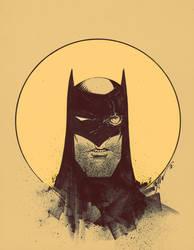 Bat Sketch by JonathanGlapion