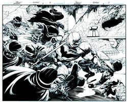 Iron Bat by JonathanGlapion