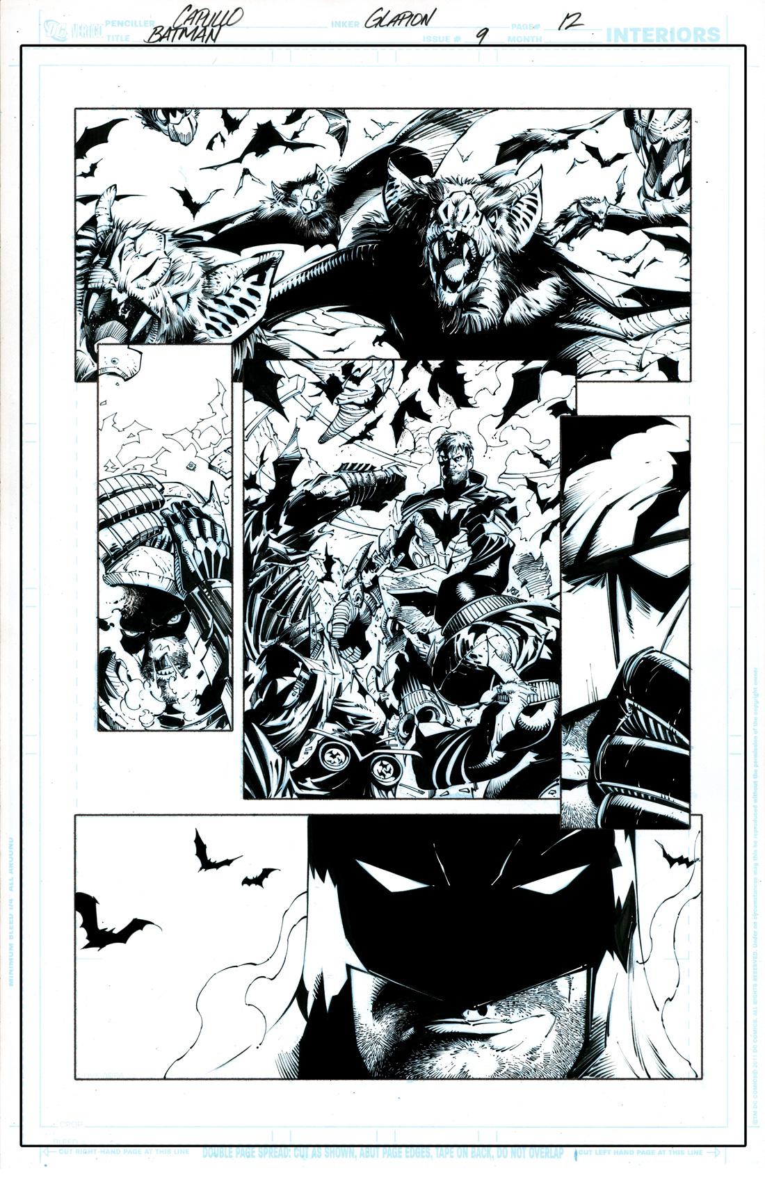 Batman issue9 pg12 by JonathanGlapion