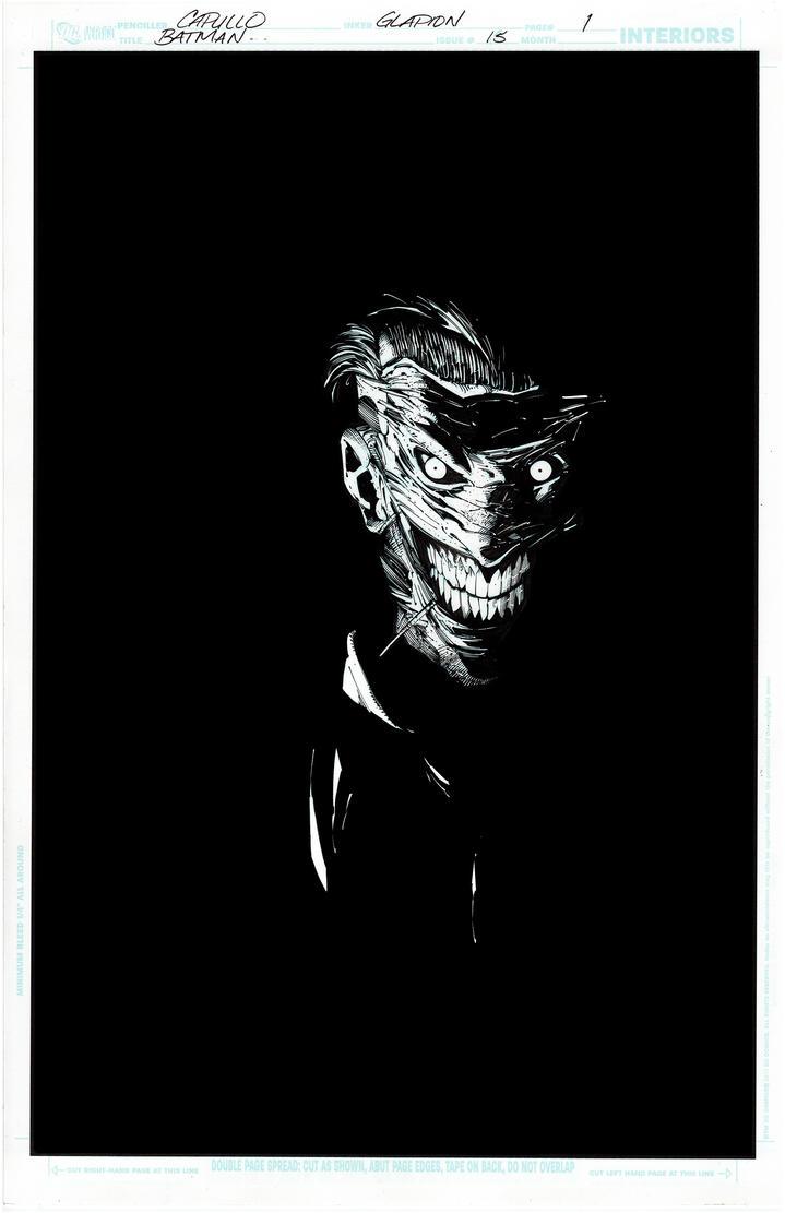 Joker by JonathanGlapion