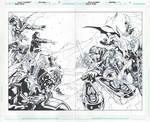 Robin Rises: Omega 1 page 8-9