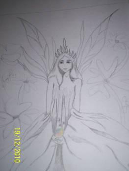 Sketch - Fairy Queen