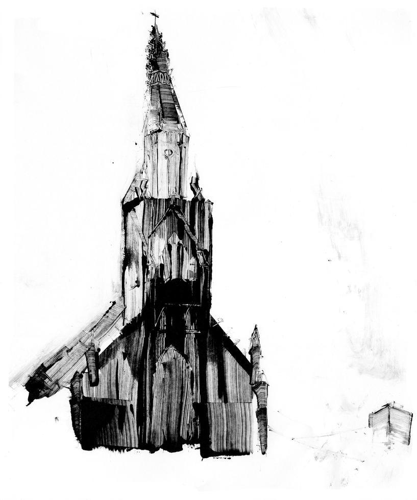 St Joseph's by DarylAlexsy