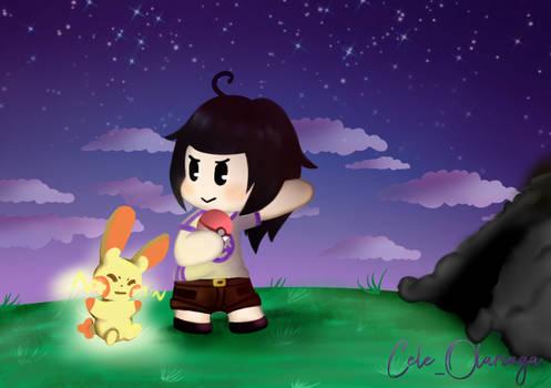 yo en pokemon