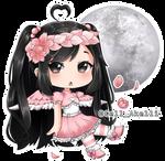 Sakura Angel - [Art Trade]